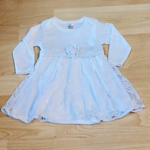 Other - White lace/baptism dress